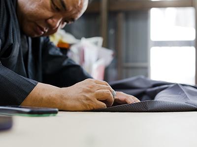 少しでも安価に、少しでも袴・着物を身近に感じていただくため、柊和裁所では「お直し」を歓迎しております