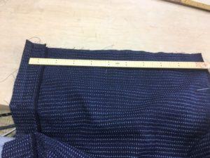 男物着物 袖人形縫い方